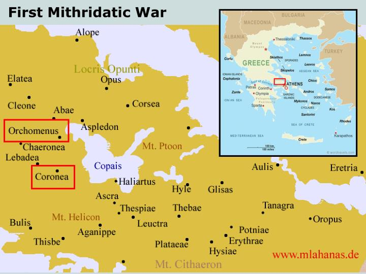 First Mithridatic War