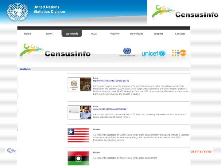 www.censusinfo.net