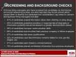 screening and background checks2