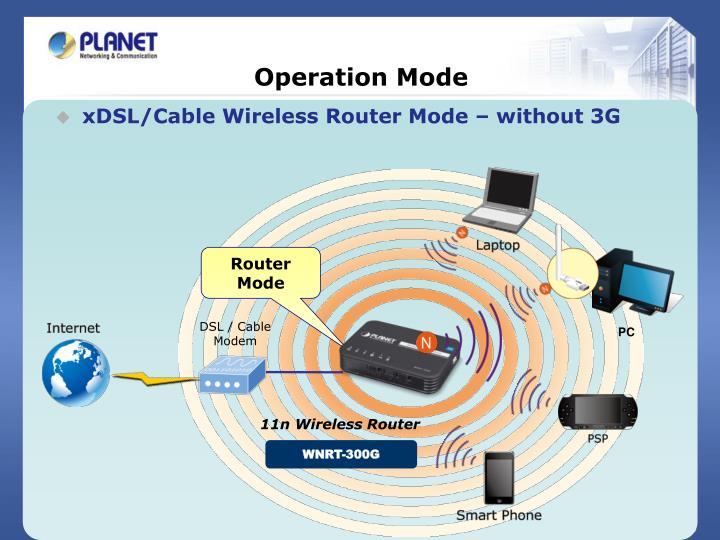 DSL / Cable Modem