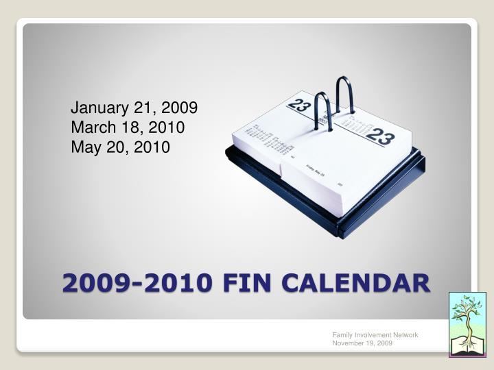 January 21, 2009