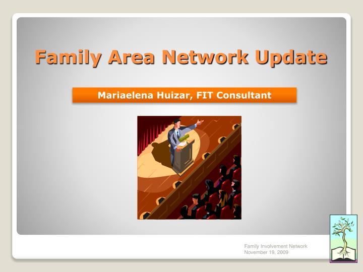 Mariaelena Huizar, FIT Consultant