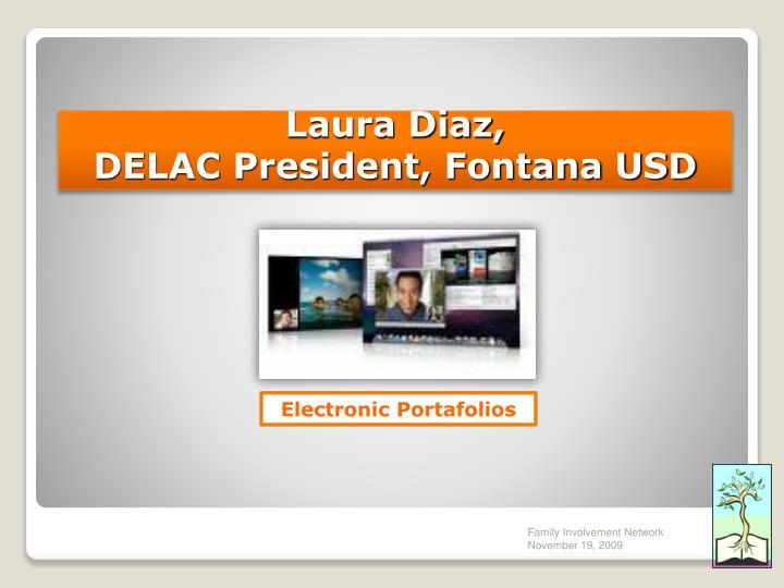 Laura Diaz,