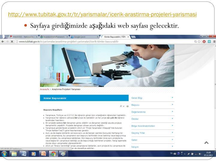 http://www.tubitak.gov.tr/tr/yarismalar/icerik-arastirma-projeleri-yarismasi