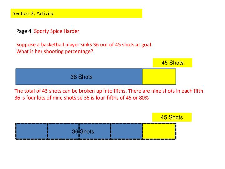 Section 2: Activity
