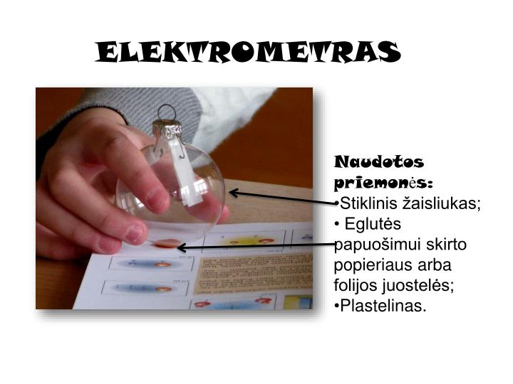 ELEKTROMETRAS