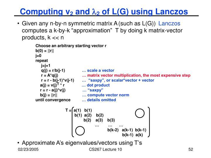 Computing v