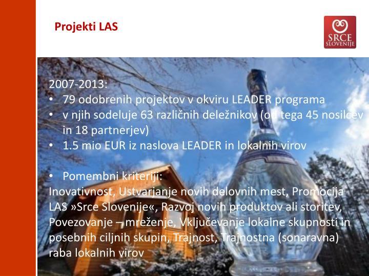 Projekti LAS