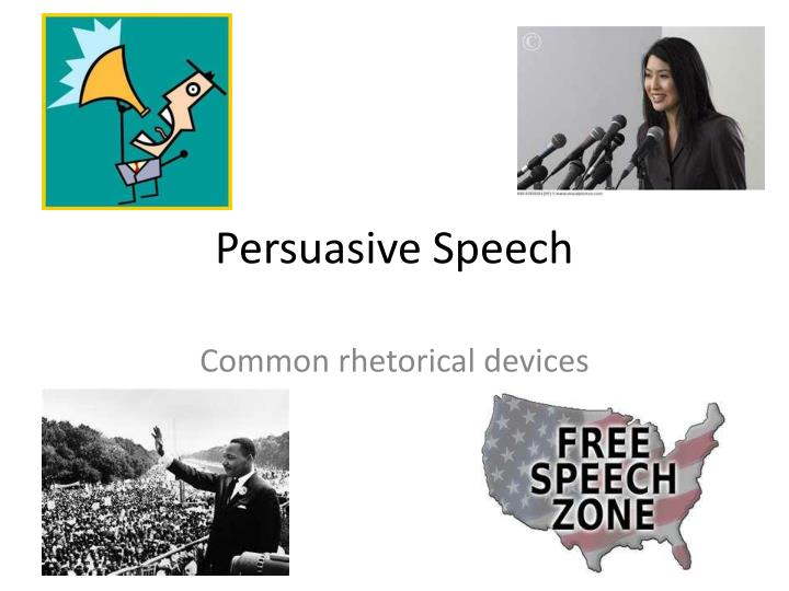 persuasive speech on exercise powerpoint