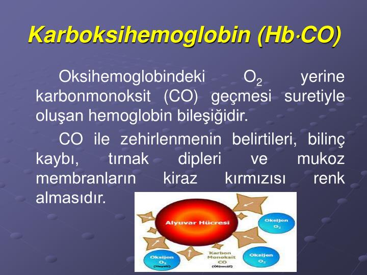Karboksihemoglobin