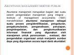 akuntansi manajemen sektor publik1