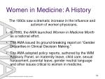 women in medicine a history10