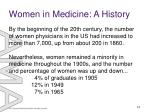 women in medicine a history4