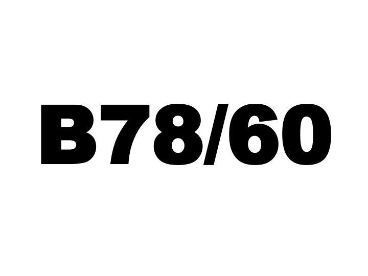 B78/60