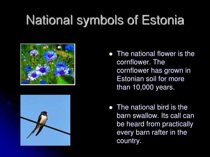 National symbols of Estonia