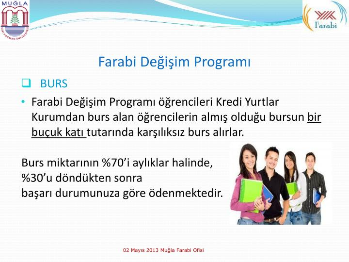 Farabi Değişim Programı