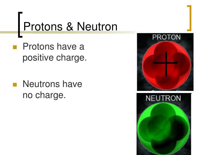 Protons & Neutron