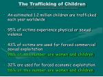 the trafficking of children ungift united nations global initiative to fight human trafficking