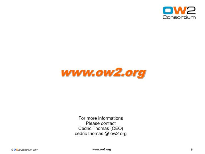 www.ow2.org