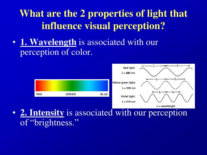 evidence for the constructivist theory of visual perception Therefore, higher-level cognitive processes, such as thinking, are considered to be at the top of the sensation and perception process on the other hand, lower level brain structures, such as those involved in the sensory systems of vision, touch, or hearing, are considered to be at the bottom top-down processing refers to.