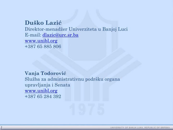 Duško Lazić