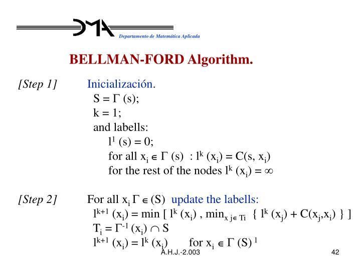 Departamento de Matemática Aplicada