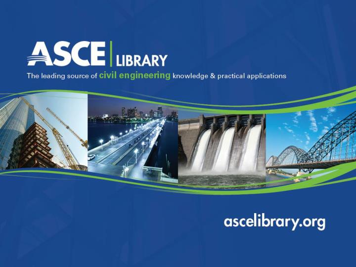 Ascelibrary what s in asce library search tips what s fun in asce library
