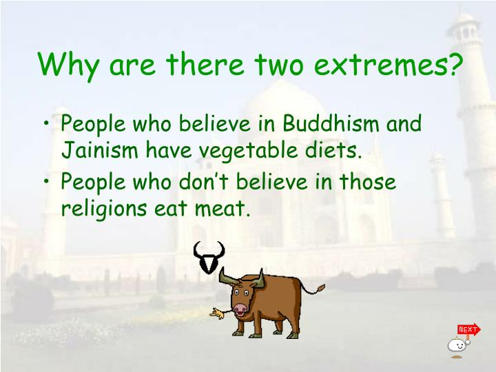 Why are there two extremes?