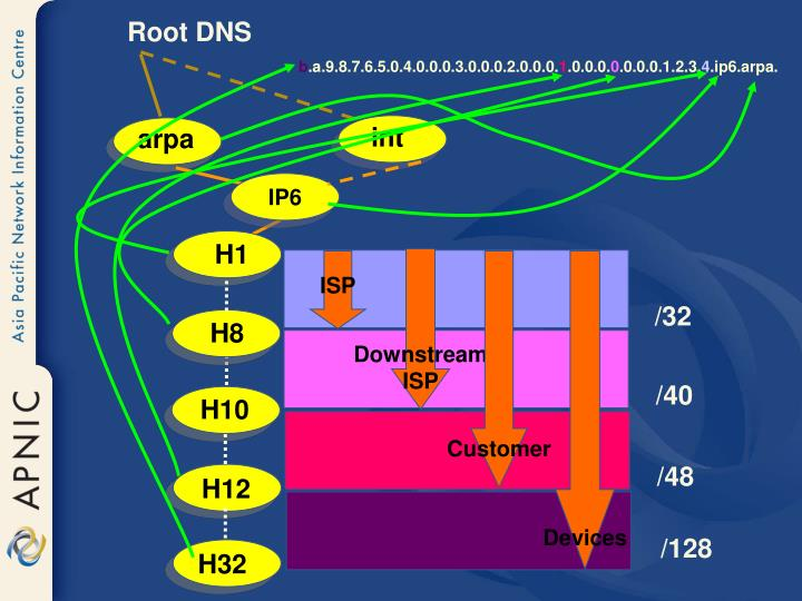 Root DNS