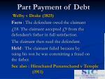part payment of debt8