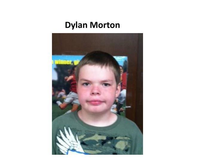 Dylan Morton