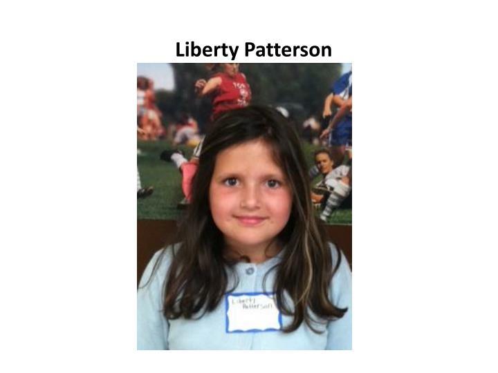 Liberty Patterson