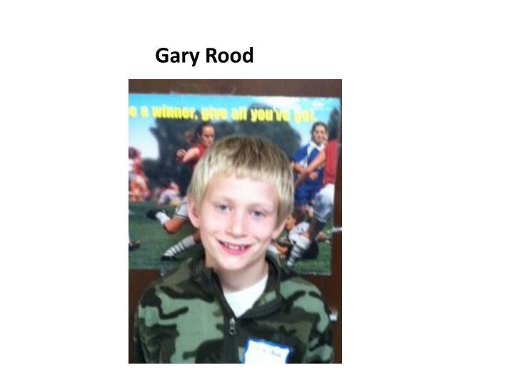 Gary Rood
