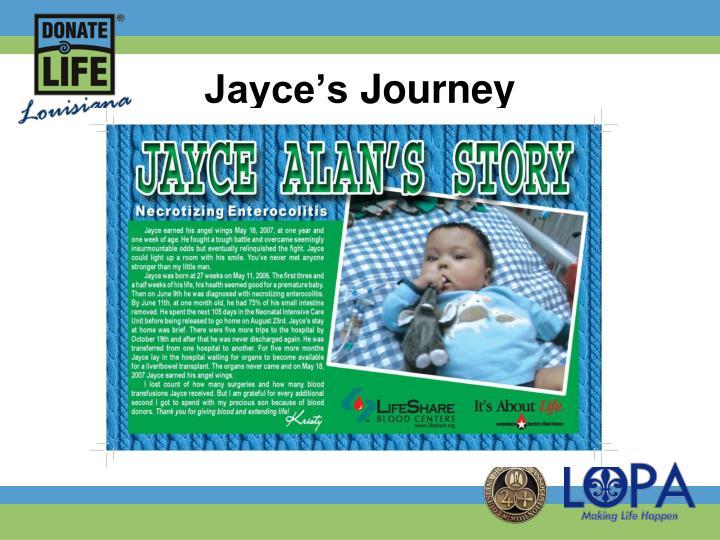 Jayce's