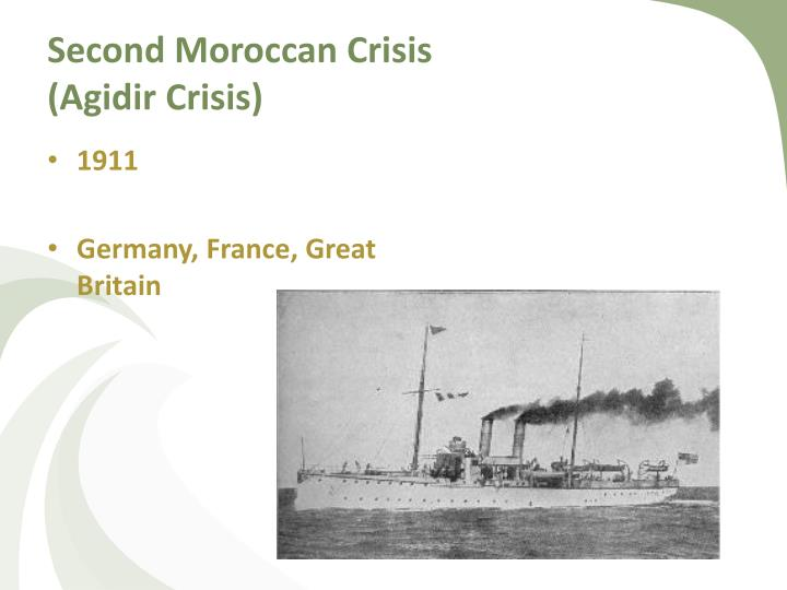 Second Moroccan Crisis