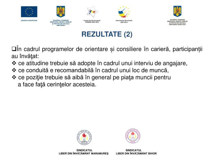 REZULTATE (2)