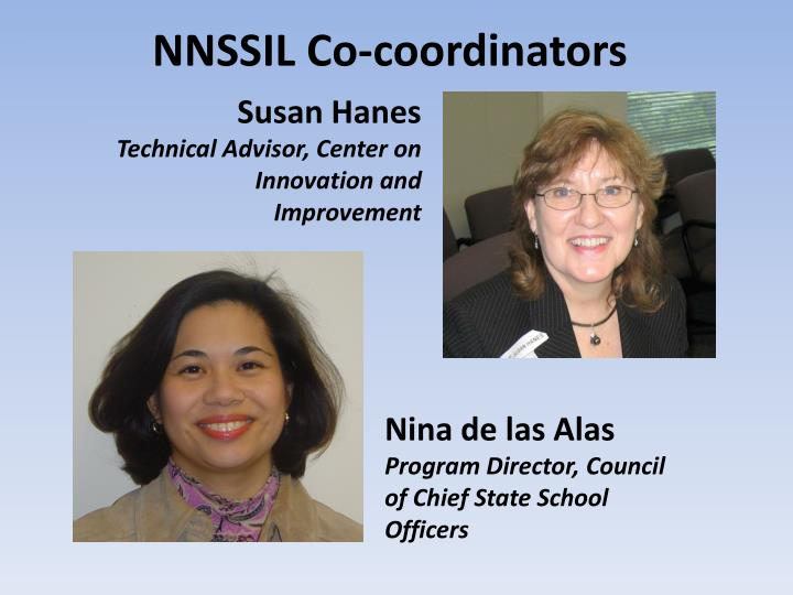 Nnssil co coordinators