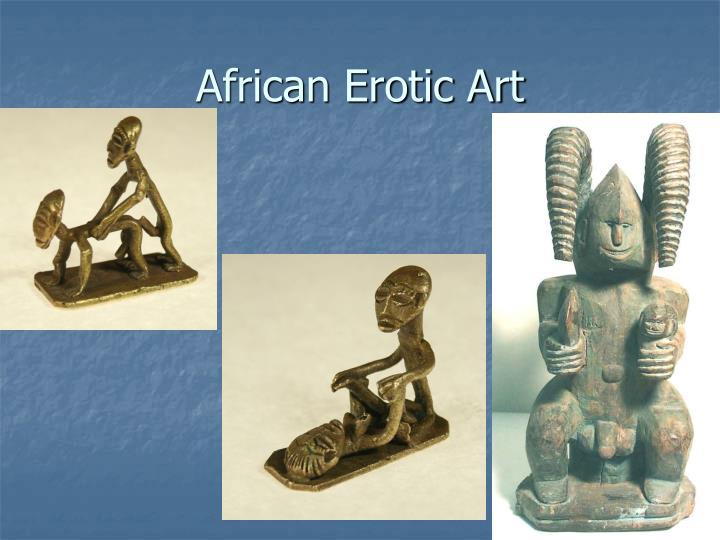 African Erotic Art