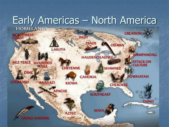 Early Americas – North America