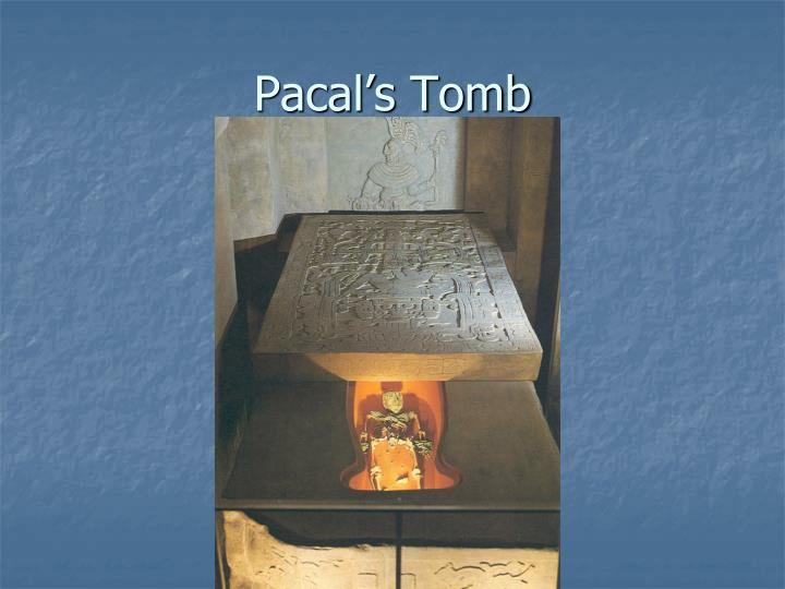 Pacal's Tomb