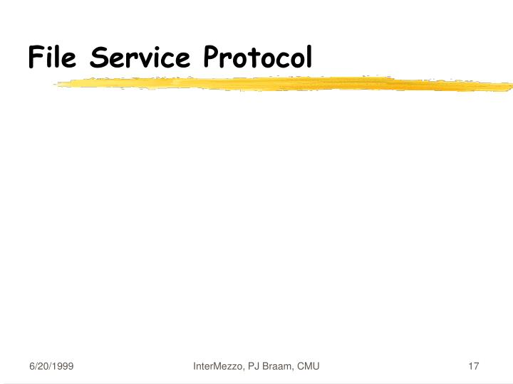File Service Protocol
