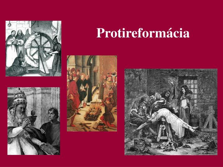 Protireformácia