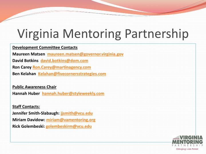 Virginia Mentoring Partnership
