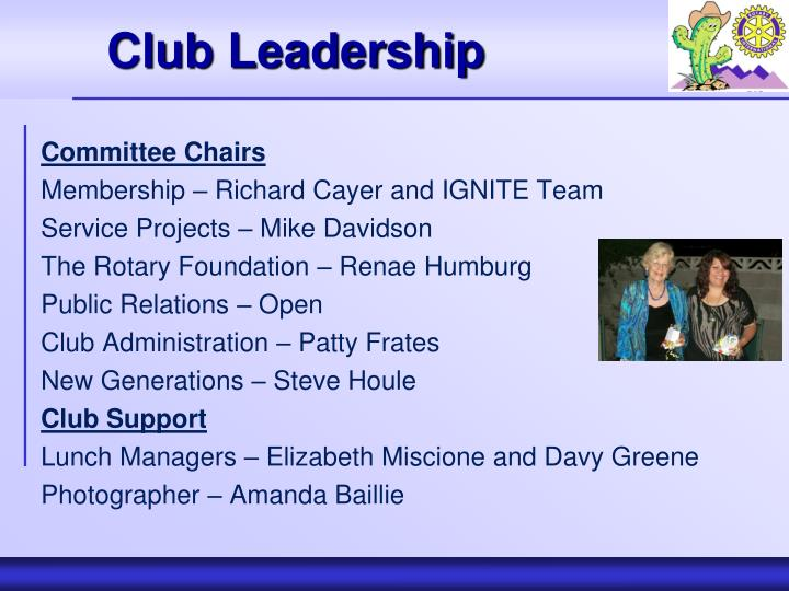 Club leadership1