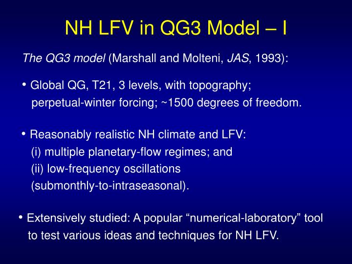 NH LFV in QG3 Model – I