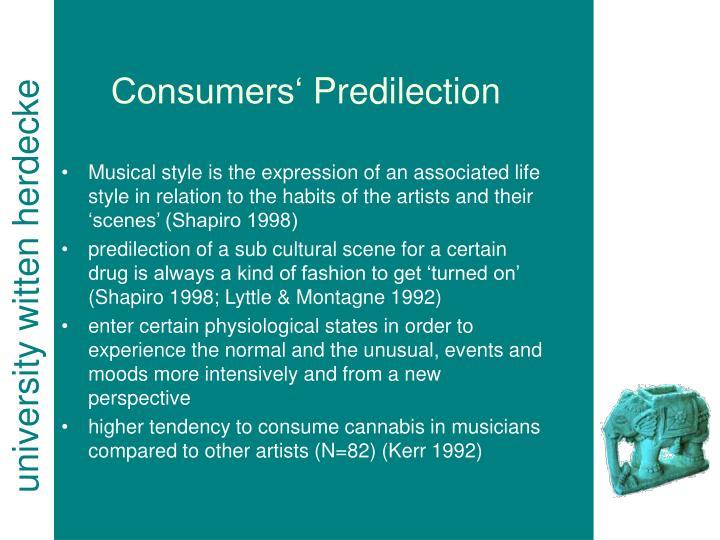 Consumers'