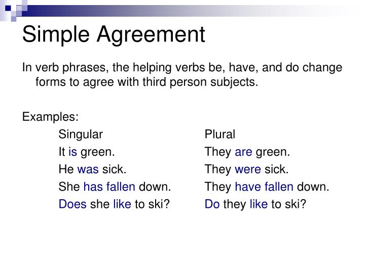 Simple agreement1