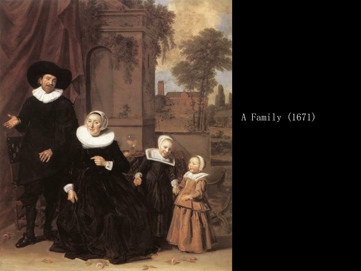 A Family (1671)
