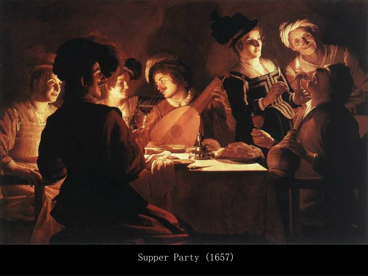 Supper Party (1657)