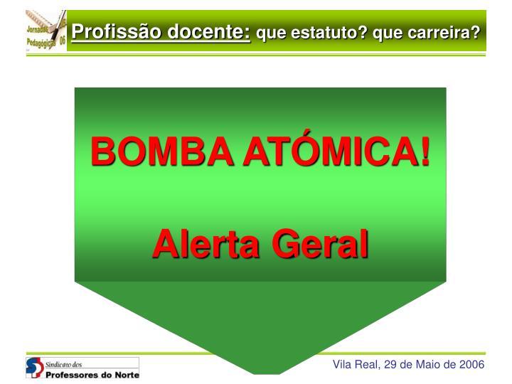 BOMBA ATÓMICA!